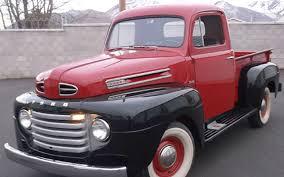1948 Ford F1 Pickup - My Dream Car