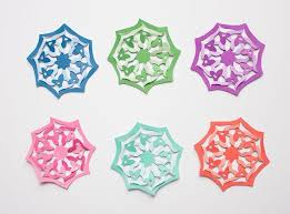 2397 best paper snowflakes images