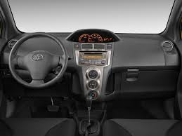 Image: 2009 Toyota Yaris 3dr HB Auto S (Natl) Dashboard, size ...