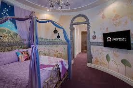 Stunning Disney Themed Bedroom