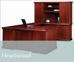 Heartwood Wood Desks Jasper Desk