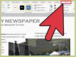 5 Microsoft Word Newspaper Template Mac Resume Template