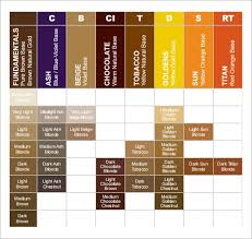 28 Albums Of Cdc Hair Colour Chart Explore Thousands Of