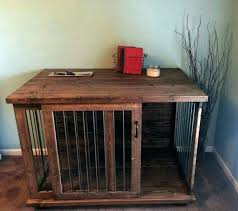 fancy dog crates furniture. Stylish Dog Crates Crate Furniture End Table Fancy Decor Nightstand Side Home Cage Uk