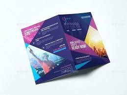 Templates For Brochures Free Download Brochure Template Illustrator Free Download Illustrator