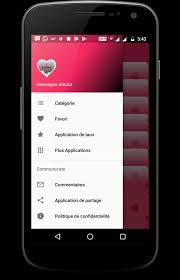 Messages Et Poemes Damour En Français For Android Apk Download