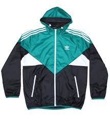 adidas windbreaker mens. adidas originals colorado windbreaker jacket sub green / black from originals, on 5 pointz mens