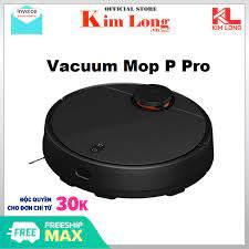 ⭐Máy hút bụi lau nhà Xiaomi Gen 2 Mi Vacuum Mop P ( Mop Pro ) SKV4109GL -  Bảo hành 12 tháng: Mua bán trực tuyến Máy hút bụi tự động với giá rẻ