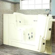 jetted tub shower combo ideas jet bathtub beautiful air steam 2 person big showe
