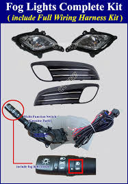 fog light lamp complete kit wiring harness for 2010~2012 hyundai 4 user s instruction and wiring diagram