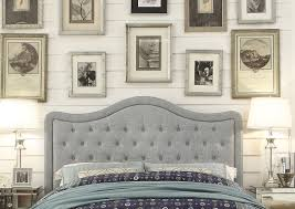 darby home co turin tufted upholstered panel headboard  reviews