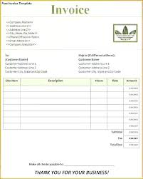 Printable Invoices Online Free Download Them Or Print