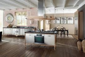 timeless kitchen design ideas laminate wood flooring wonderful white painted finish cabinets round shade pendant light