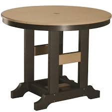 berlin gardens resin garden classic 38 round dining table