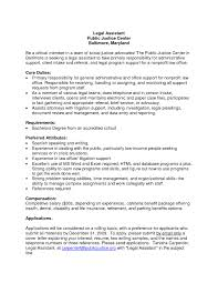 Executive Assistant Cover Letter Best General Administrative