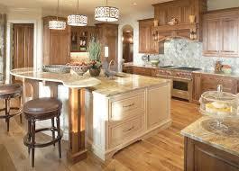 2 Tier Kitchen Island Home Design
