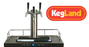 now available on kegerators com kegland kegerators are configured in a few variations for one two or three keg
