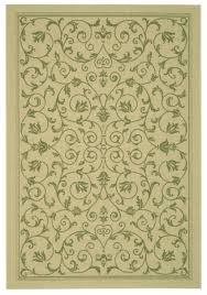 washable area rugs latex backing