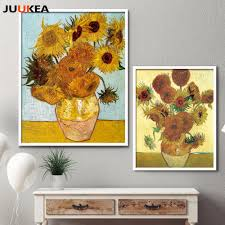 Sunflower Home Decor Van Gogh Sunflowers Promotion Shop For Promotional Van Gogh