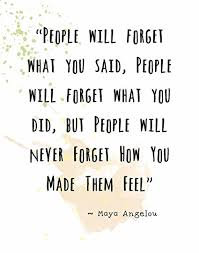 Amazon Wall Art Print MAYA ANGELOU Famous Quote 'People Extraordinary Maya Angelou Quotes
