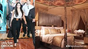 Kim Kardashian Bedroom Decor This Is Kim Kardashian Hotel Room In Dubai Which Has A Rate