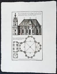corvinus antique architectural print