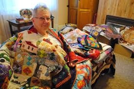 Yvonne's patchwork passion | The Murray Valley Standard & Quilting queen: Murray Bridge woman Yvonne Daniel has enough quilts to  cover herself and her Adamdwight.com