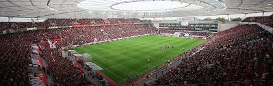 63,149 bayarena stadium leverkusen premium high res photos. Soccer Club Bayer 04 Leverkusen