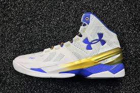 under armour shoes stephen curry gold. under armour already made curry 2 shoes for the nba finals stephen gold