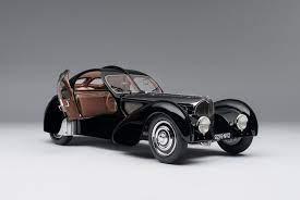 In terms of elegance, quality and jean bugatti had the second atlantic made for himself. Bugatti 57sc Atlantic 1936 La Voiture Noire Amalgam Collection