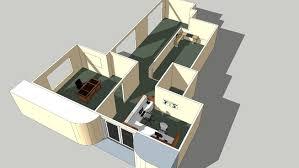 small office layout. modren layout large preview of 3d model small office layout to layout