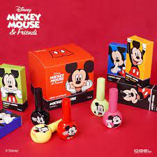 DGEL - Mickey Mouse Gel Polish – Nailpedia Supply & Co.