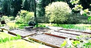 vegetable garden on a slope building raised beds bed build 2 how to vegetable garden on a slope