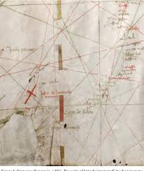 Portolan Charts Figure 5 From The Autumn Of Mediaeval Portolan Charts