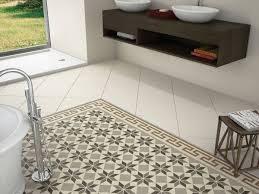 Patterned Floor Tiles Bathroom Warwick Corner Beige Floor Tile Tile Choice Tile Choice