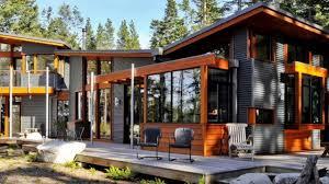 corrugated metal siding on houses