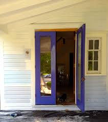 painted double front door. Restoring Our Victorian HomePainting And Begining The Front Porch Project. Painted Double Door