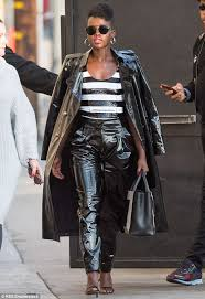 looking sharp on thursday lupita nyong o 34 commanded attention when