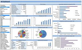hr dashboard template spreadsheetzone free excel spread sheets