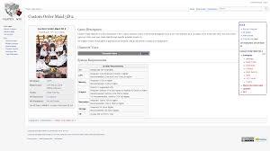 Wiki Work Work Has Begun On The New Custom Order Maid Gameplay Wiki