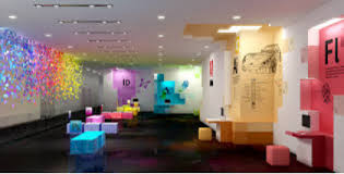 google office space. Just Like Google, Facebook Has Been One Of The Game-changers When It Comes To That Perfect Alignment Between Office Space And Culture. Google
