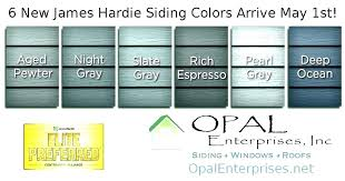 Hardy Board Colors Color Siding Options Hardie On Houses