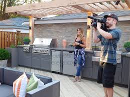 Kitchen Crashers - Stormy Outdoor Kitchen - Outdoor Kitchen CabinetsOutdoor  Kitchen Cabinets