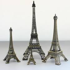 Eiffel Tower Home Decor Accessories