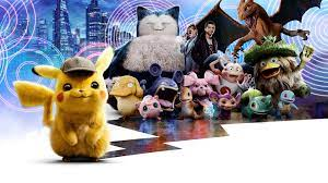 Pokemon Detective Pikachu 2019 Anime Film Preview