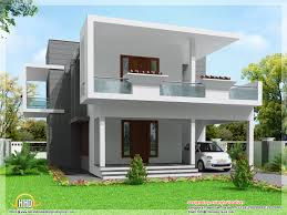cute modern 3 bedroom home design 2000 sq ft kerala home