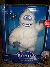 rudolph and the island of misfit toys abominable snow monster 17 ultimate action figure