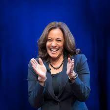 Democratic Sen. Kamala Harris Says She ...