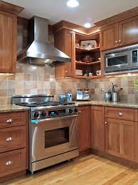 Kitchens With Laminate Flooring Fabulous Kitchen Backsplash Tile Ideas Laminate Flooring Wooden