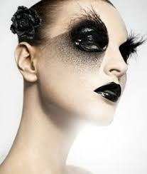 couture makeup i just love this one dark makeup dramatic